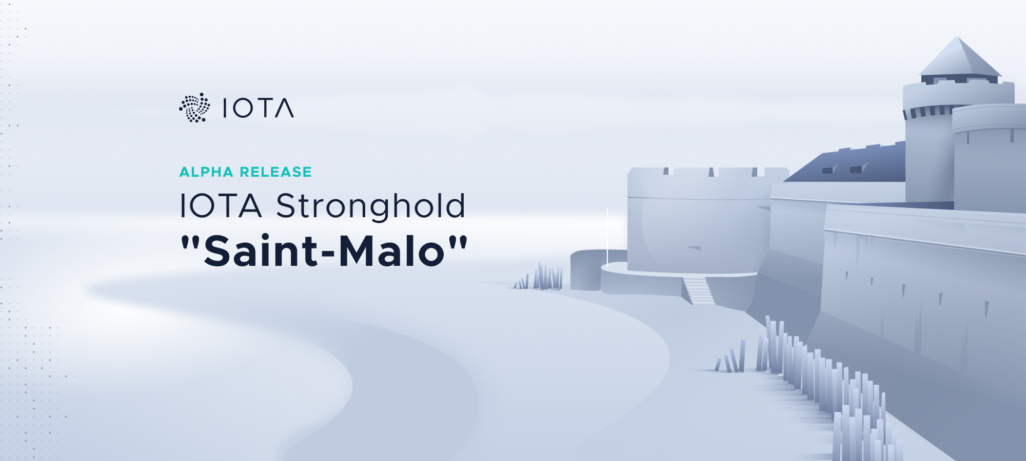 IOTA Stronghold Alpha Release