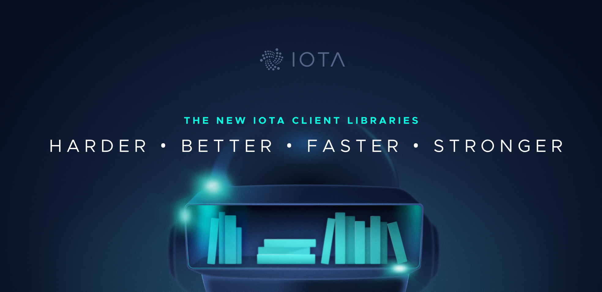 The new IOTA Client Libraries: Harder, Better, Faster, Stronger