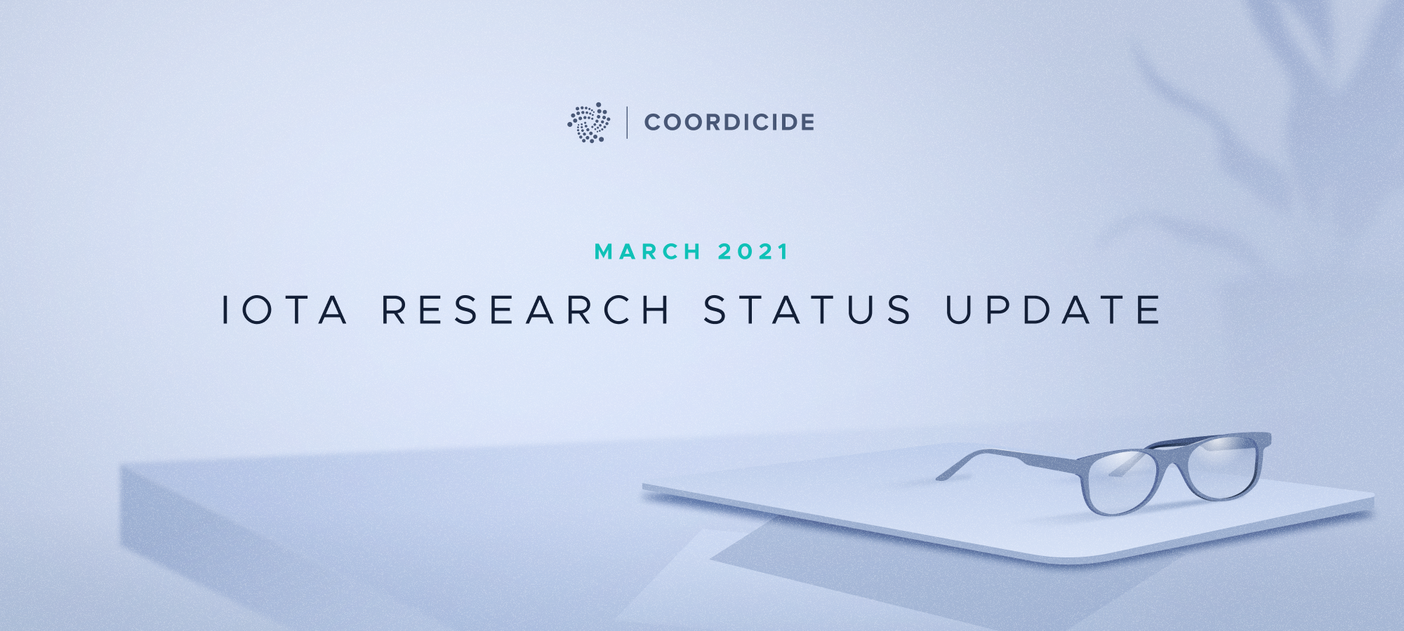 IOTA Research Status Update March 2021