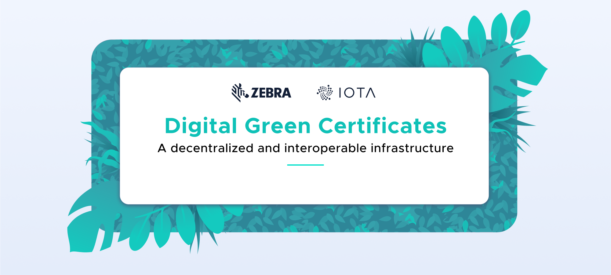 Digital Green Certificates: A decentralized and interoperable infrastructure
