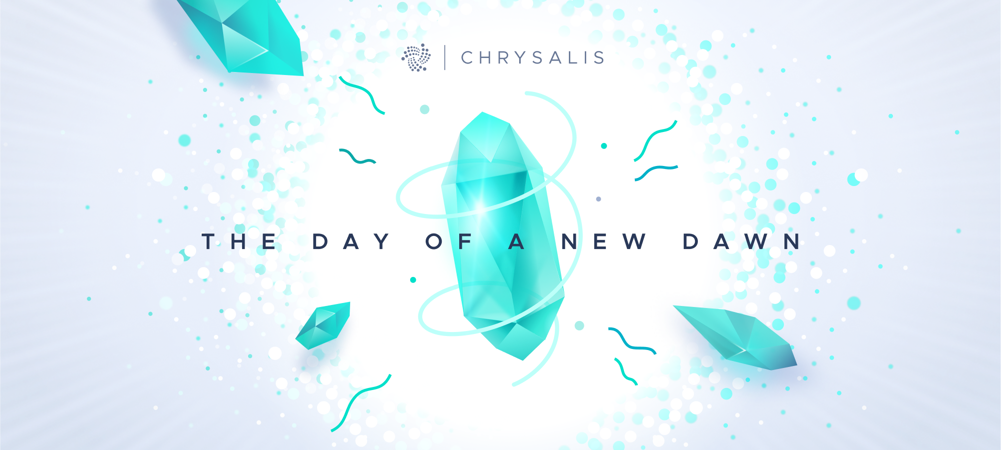 The new Chrysalis Network is Live!