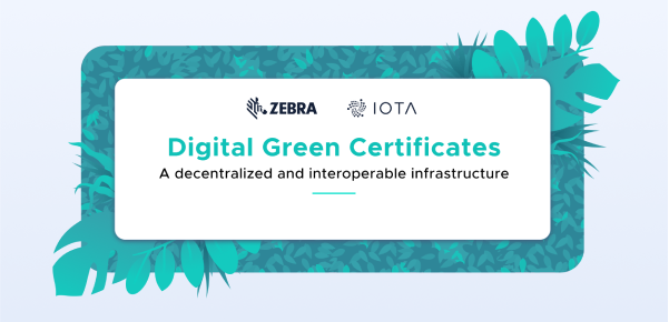 IOTA Newsletter #32 - The new IOTA network is live, Firefly Token Migration, Digital Green Certificates and more