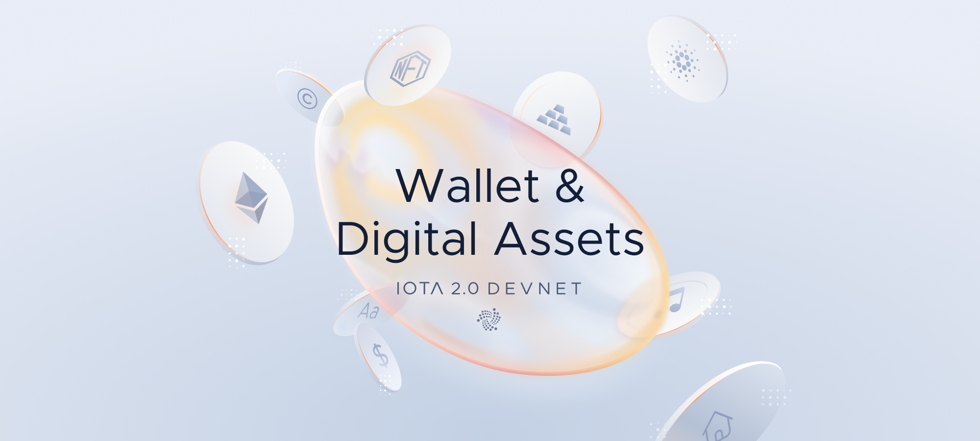 IOTA Native Digital Assets - DevNet Version