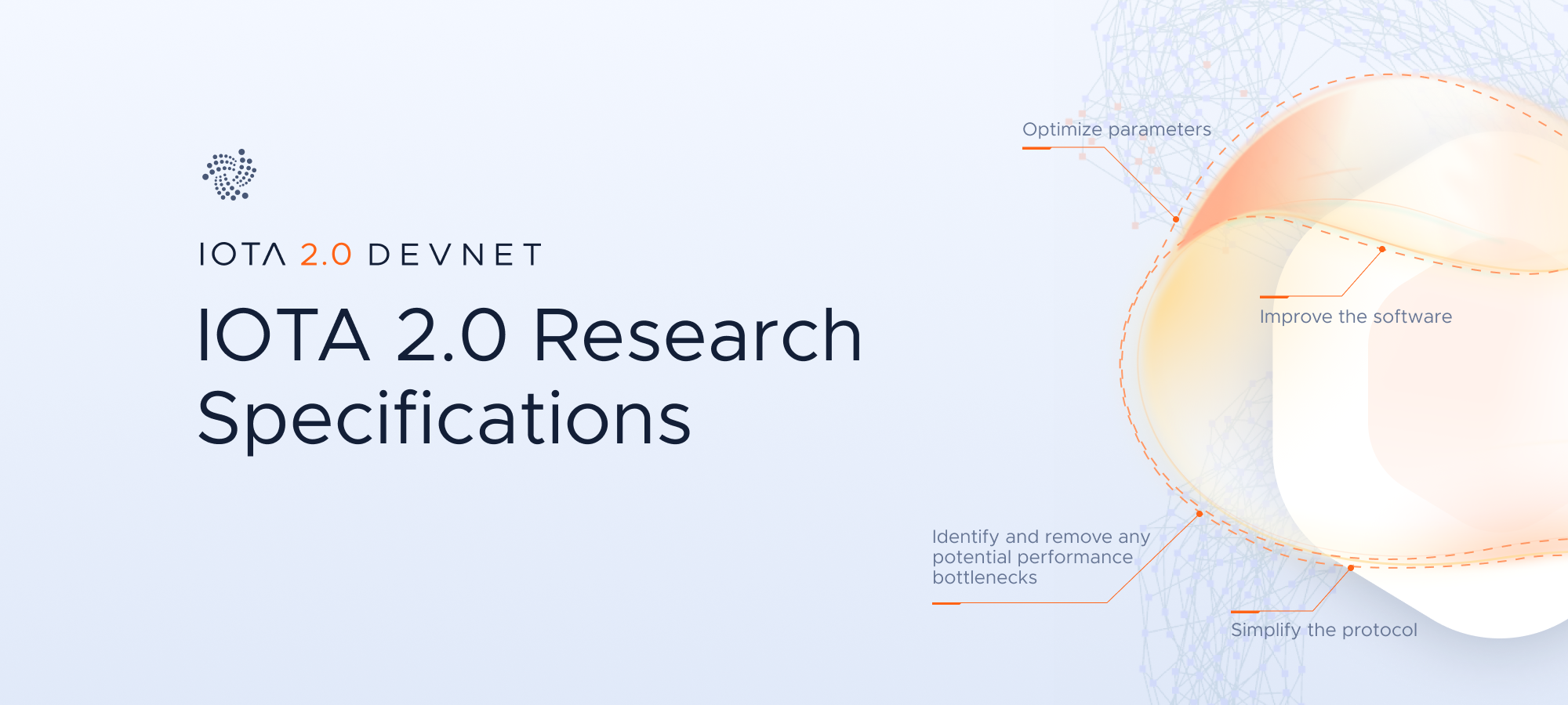 IOTA 2.0 Research Specifications