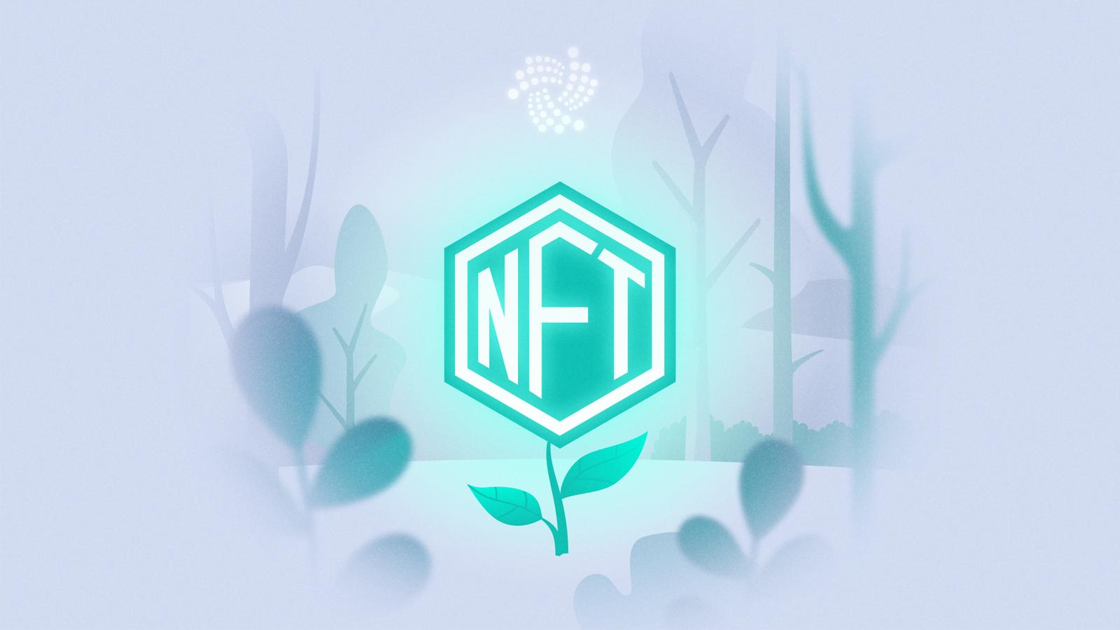 IOTA NFT Gebühren